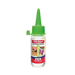 Silicona líquida Offiesco 30 ml