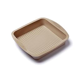 Molde Silicona Cuadrado Press 21.5 X 5.3 cm