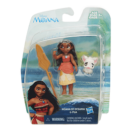 Disney Princesas Moana Small Doll