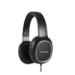 Audífonos Esenses HP-501 Con Micrófono - Soporte Diadema