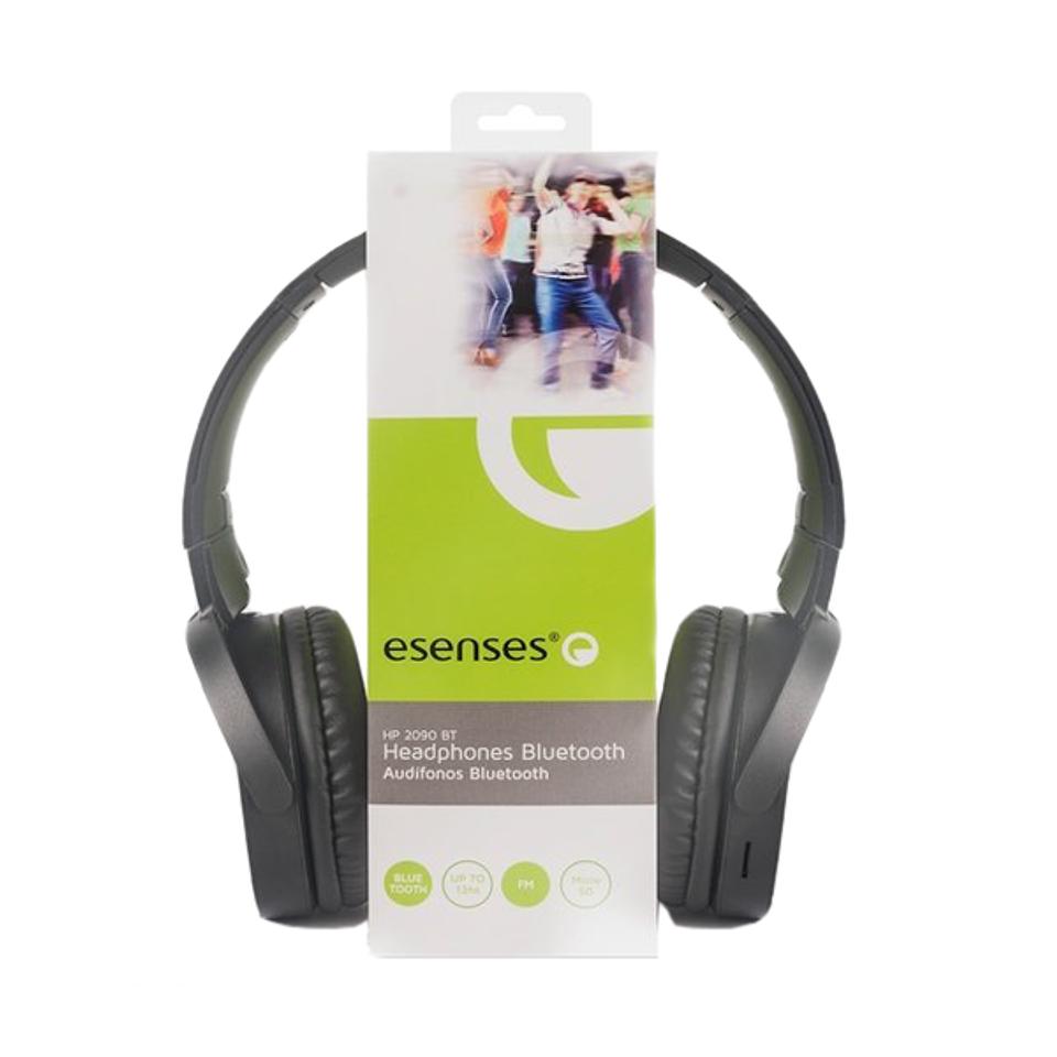 Audífono Bluetooth Tipo Diadema Esenses HP-2090