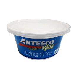 Cerámica En Frio Porcelánico Blanco