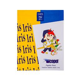Block Papel Iris Carta