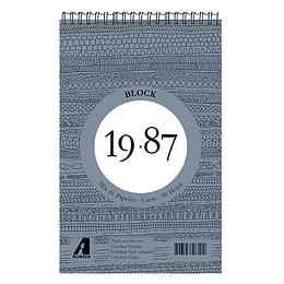 Block 19.87 Mix De Papeles Carta