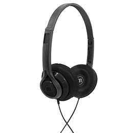 Maxell Audio Legacy Hp-360 Midsize Black