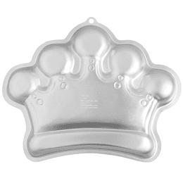 Molde para Torta en Figura de Corona