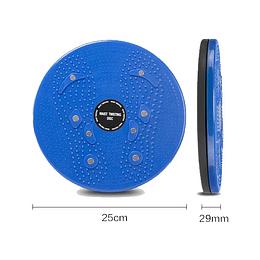 Disco Giratoria Para Cintura Sportiva