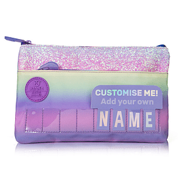 Multiusos Pencil Box Sahara 030 Gradient Glitter