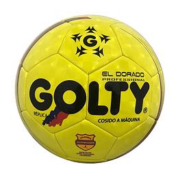 Balón Futbol # 5 Replica Dorado