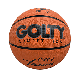 Balón Baloncesto # 7 Super Team Golty