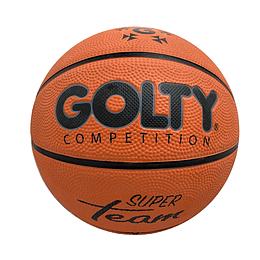 Balón Baloncesto # 7 Super Team Golty