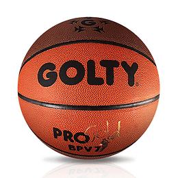 Balón Baloncesto # 7 Pro Gold Golty