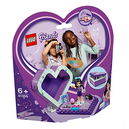 Lego Friends Corazon De Emma