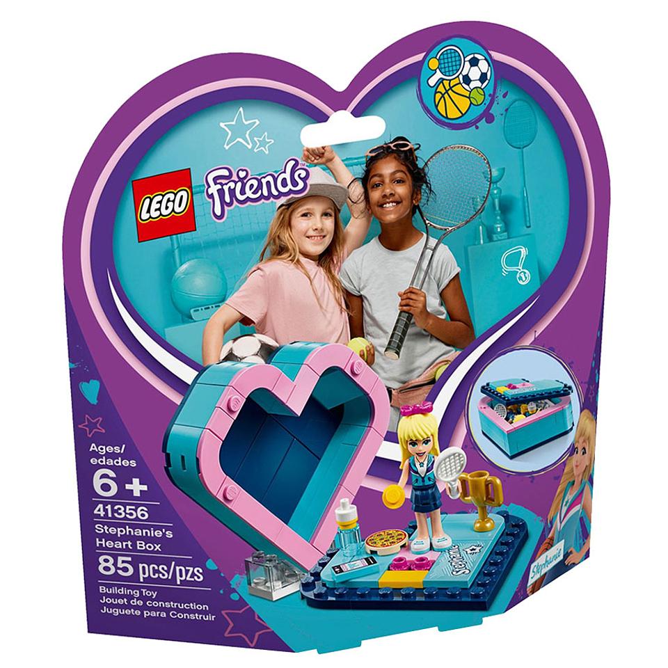 Lego Friends Corazón De Stephanie