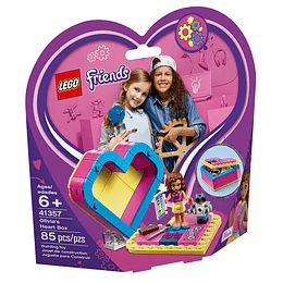 Lego Friends Corazón De Olivia