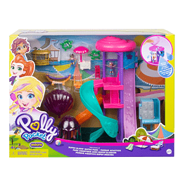 Polly Pocket Parque Acuático De Pollyville