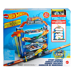 Hot Wheels Garage Extremo