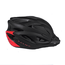 Casco Cliff Sport 2.0 Night Black/Red M