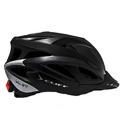 Casco Cliff Sport 2.0 Night Black/Tita M
