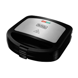 Sanduchera Black + Decker Panini Maker
