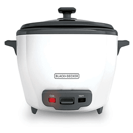 Arrocera Black + Decker 20 Cup Rice Cooker