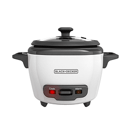 Arrocera Black + Decker 3 Cup Rice Cooker