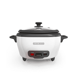 Arrocera Black + Decker 6 Cup Rice Cooker