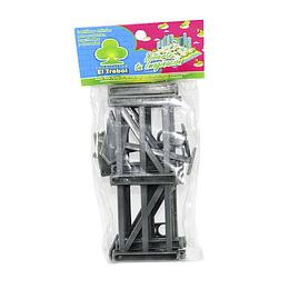 Cercos Plásticos X 4 Unidades
