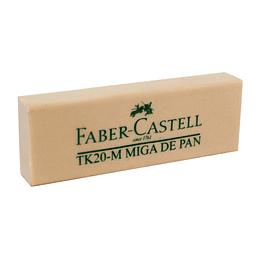 Borrador Miga De Pan Faber-Castell