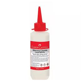 Silicona Liquida Faber-Castell 100 ml