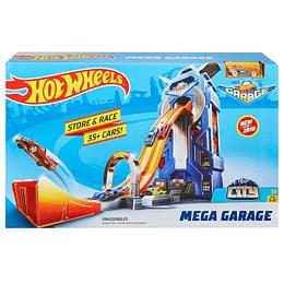 Hot Wheels Megagarage