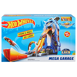 Hot Wheels Megagarage