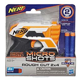 Nerf Microshots Rough Cut