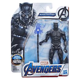 Avengers Figura De Película Endgame 6 Pulg Black Panther