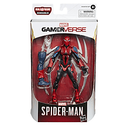 Marvel Legends Spiderman 6 Pulgadas Spider-Armor Mk III