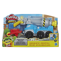 Play-Doh Wheels Camión De Cemento