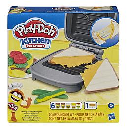 Play-Doh Kitchen Creations Sandwichera Divertida