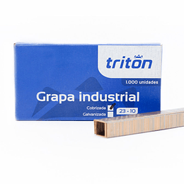 Grapa Industrial 23-10