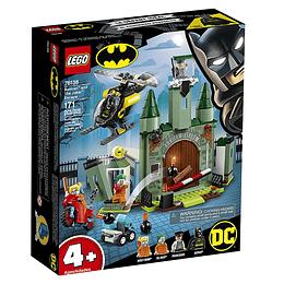 Lego Súper Héroes Escape Batman Vs Guasón