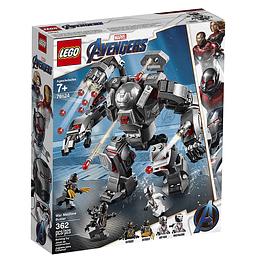 Lego Súper Héroes Súper Héroes Maquina De Batalla