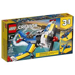 Lego Creator Avión De Carreras