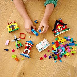 Lego Classic Ladrillos y Casas