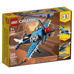 Lego Creator Avión De Hélice