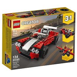 Lego Creator Auto Deportivo