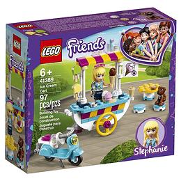 Lego Friends Heladería Móvil