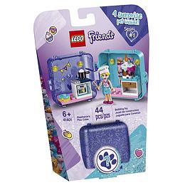 Lego Friends Cubo De Juegos De Stephanie