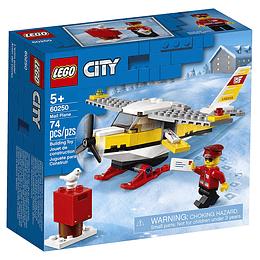 Lego City Avión Del Correo