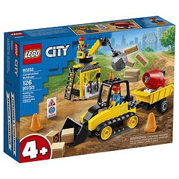 Lego City Bulldozer De Construcción