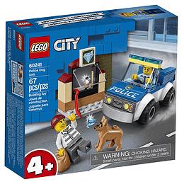 Lego City Policía: Unidad Canina