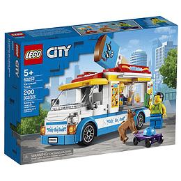 Lego City Camión De Los Helados